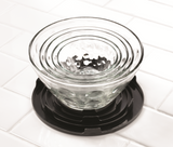 Glass Nesting Bowls Set of 5
