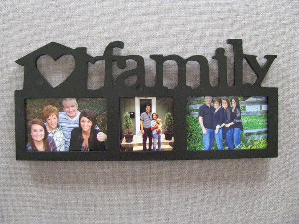 """Family"" Photo Frame"