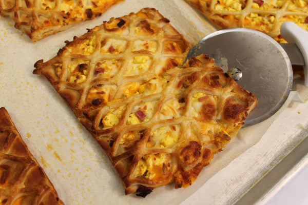 Breakfast PuffCrust Pizzas*