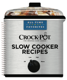 SPECIAL OFFER Crock Pot Cookbook and Chop & Stir - SAVE $2!*
