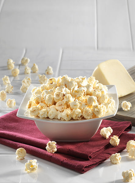 White Cheddar Popcorn Gallon Bag