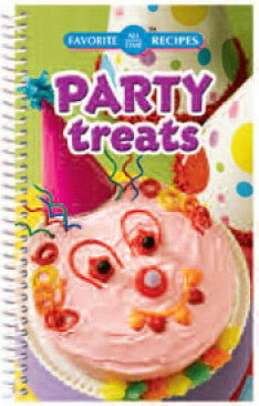 Party Treats Cook Book