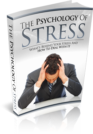 The psychology of the stress