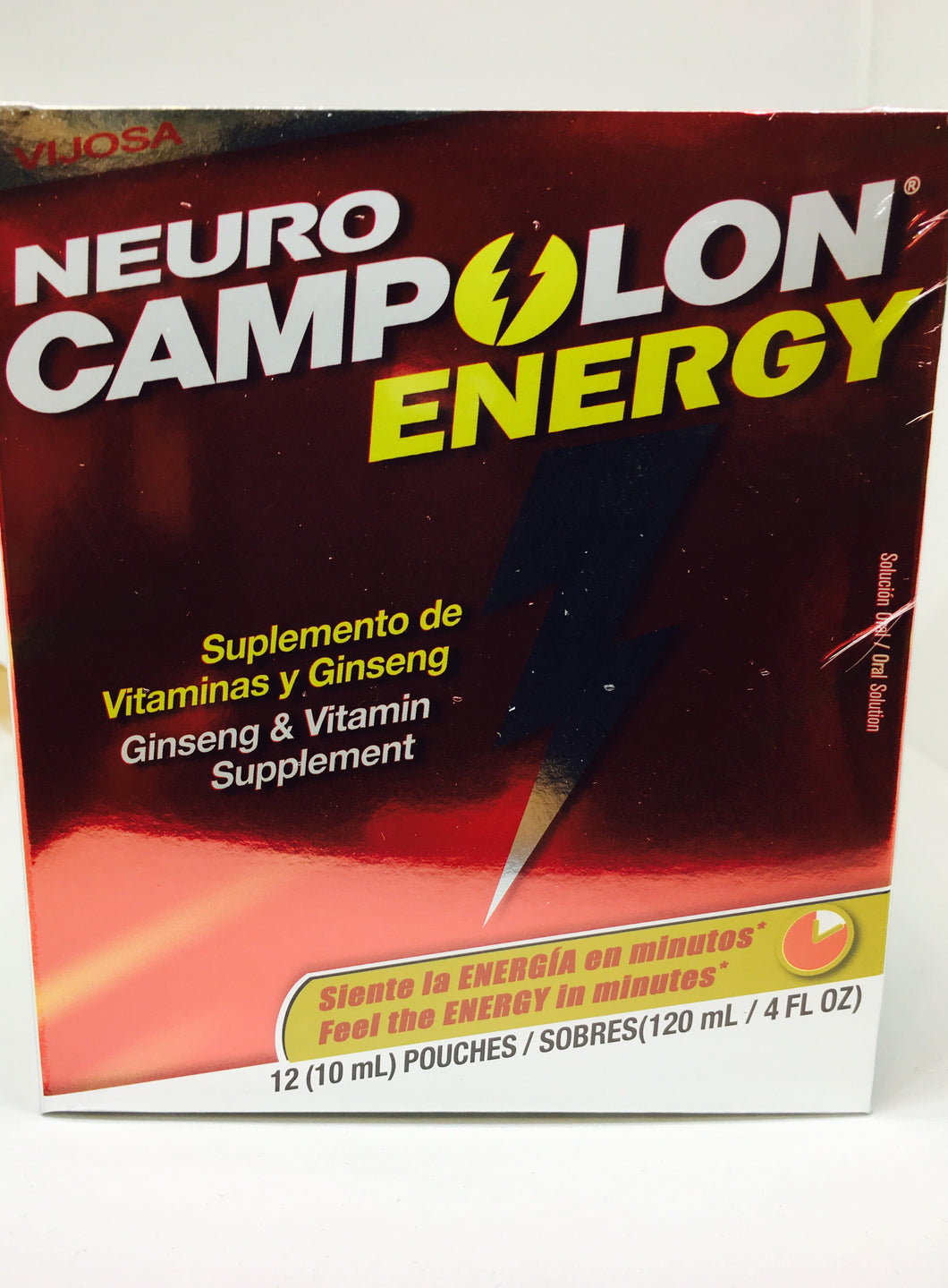 Neurocampolon Energy