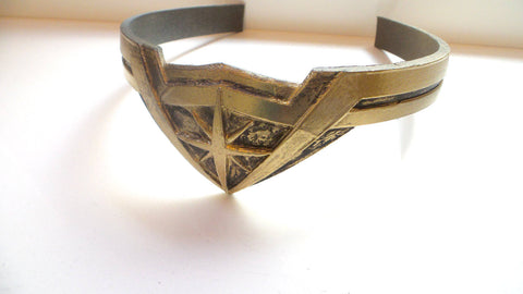FULL DETAIL-Diana of Themyscira Inspired Tiara Crown Wonder Woman the movie cosplay Hippolita headgear crown - Mud And Majesty