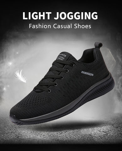 Men Casual Shoes Comfortable Breathable Walking Sneakers