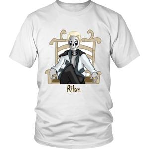 Exclusive Rilan Cartoon T-Shirt (LIMITED AVAILABLE)