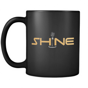 Official Shine Black 11 oz. Mug