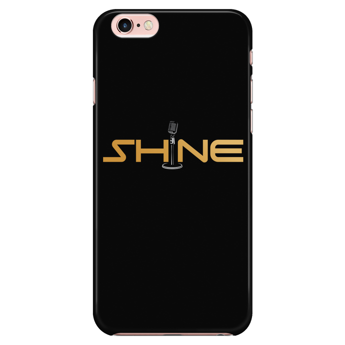 Official Shine iPhone 6/6s Phone Case (Black)