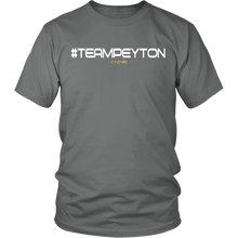 #TEAMPEYTON Official Shine T-Shirt