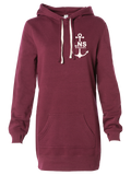 Women's *Anchor* Hooded Pullover Dress