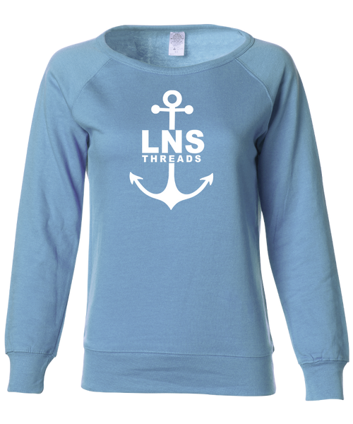 "Women's ""Anchor"" Crewneck"