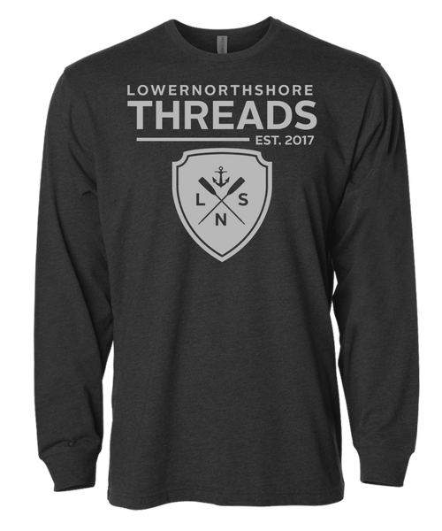 Men's *LNS Crest* Long Sleeve Tee