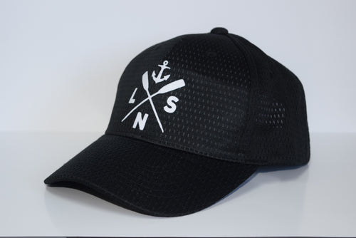 Youth *Boat Oars* Athletic Mesh Cap