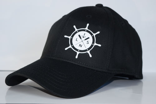 Low Profile *Ship's Wheel* Flexfit Hat