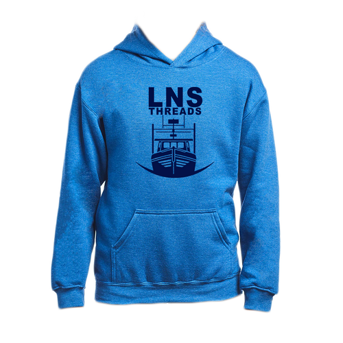 Youth *Longliner* Pullover Hoodie