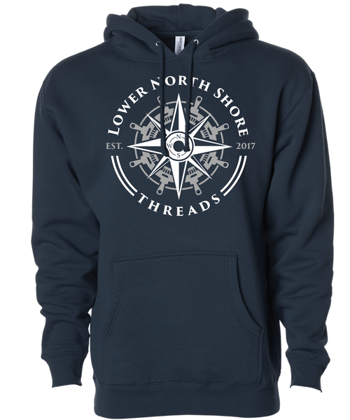 Keep The Coast Close Heavyweight Hoodie
