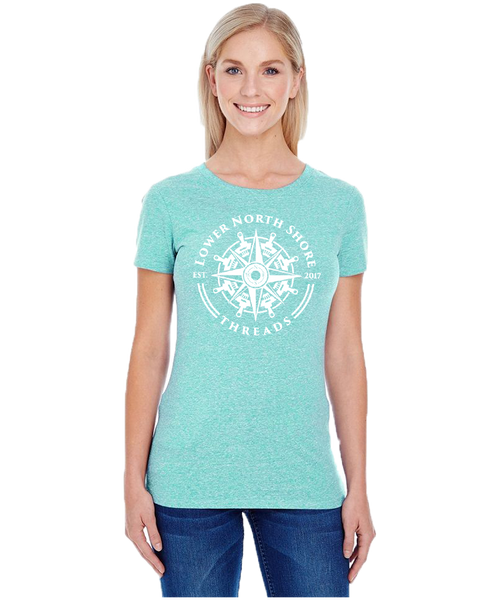 Keep The Coast Close Women's Short Sleeve Tee