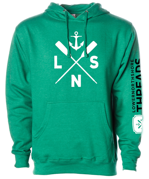 Kelly Green Heavyweight Hoodie