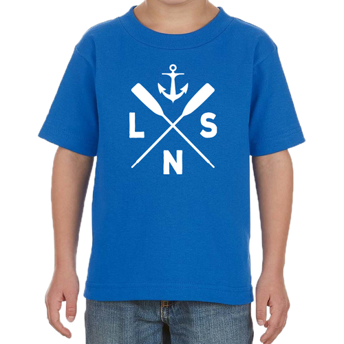 Toddler *Oars* Tee