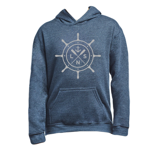 Youth *Ship's Wheel* Pullover Hoodie