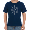 Toddler *Ship's Wheel* Tee