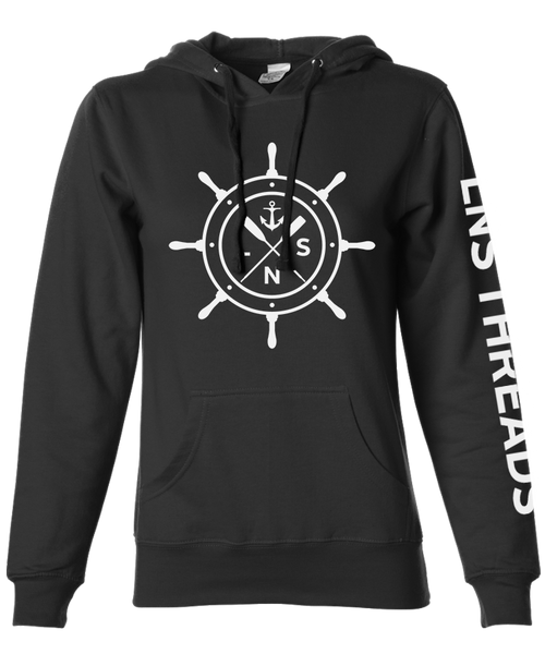 Women's *Ship's Wheel* Hoodie