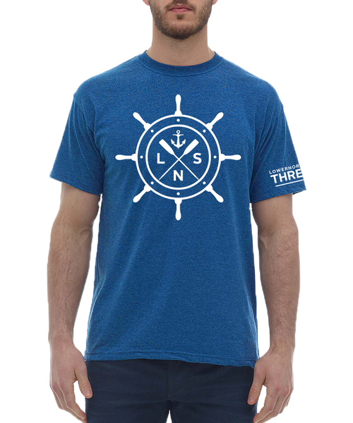 Unisex *Ship's Wheel* Short Sleeve Tee