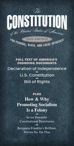 Pocket Constitution - Pocket-sized Print Version
