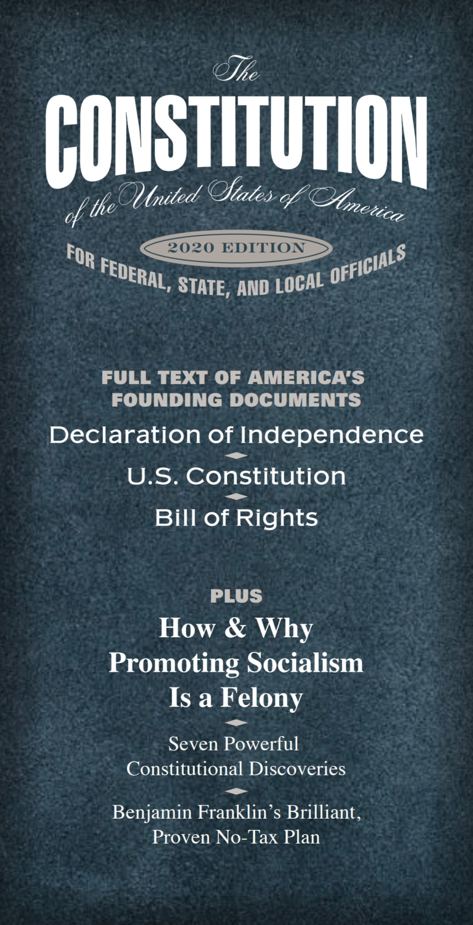 Pocket Constitution - .pdf only