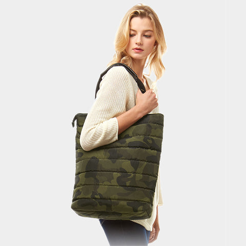 Cammo Bag
