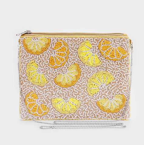 Fruit Clutch Bag