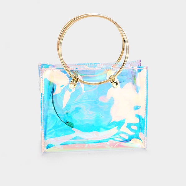 Hologram Mini Crossbody Bag