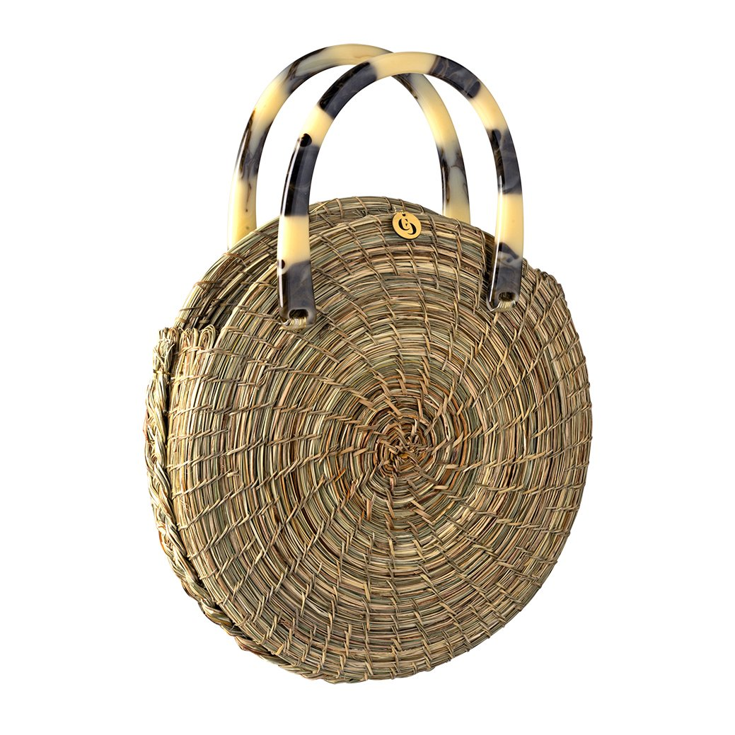 Manyla Bag oval - Claudia Cerda