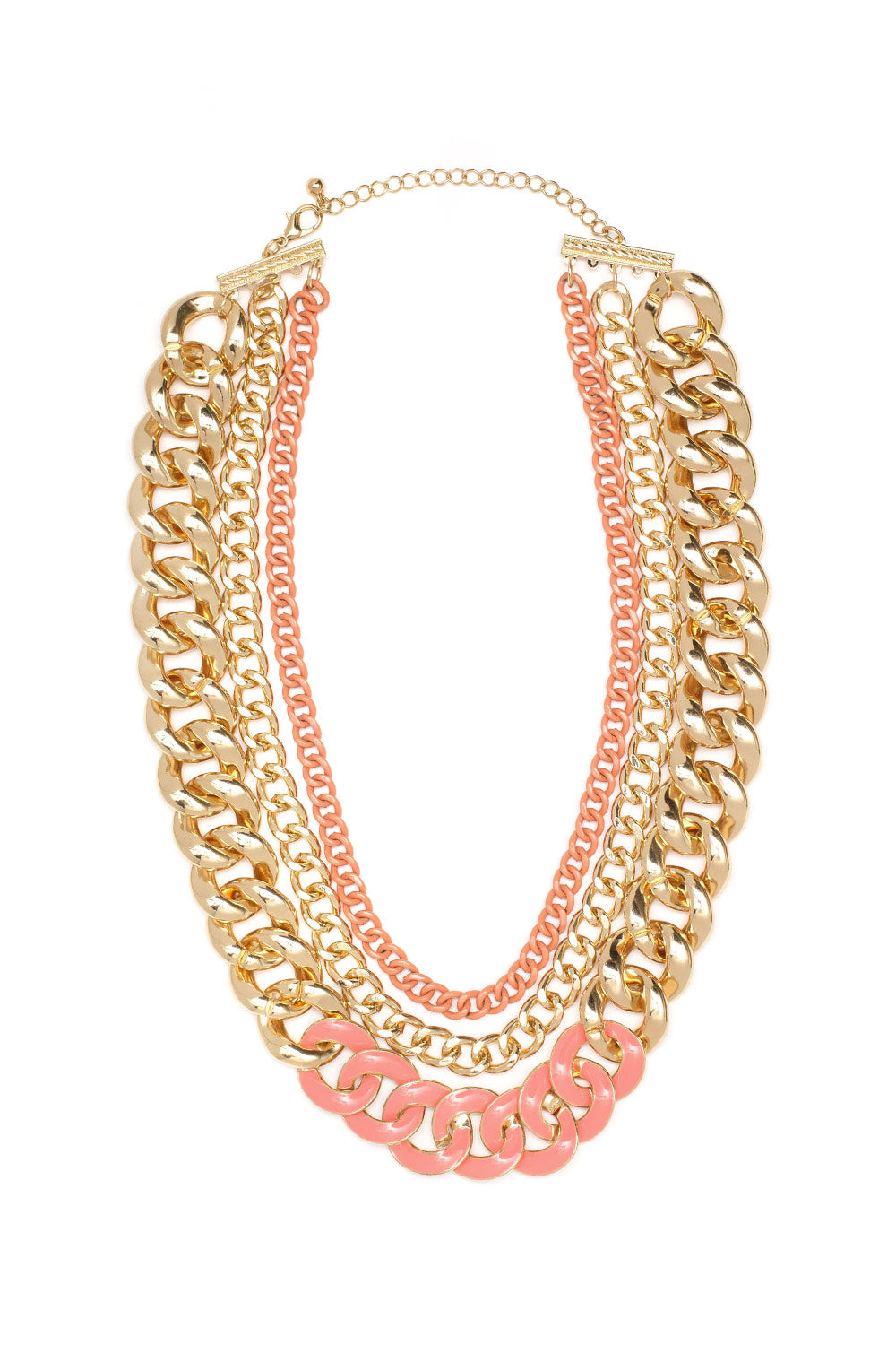 Type 3 Peachy Keen Necklace