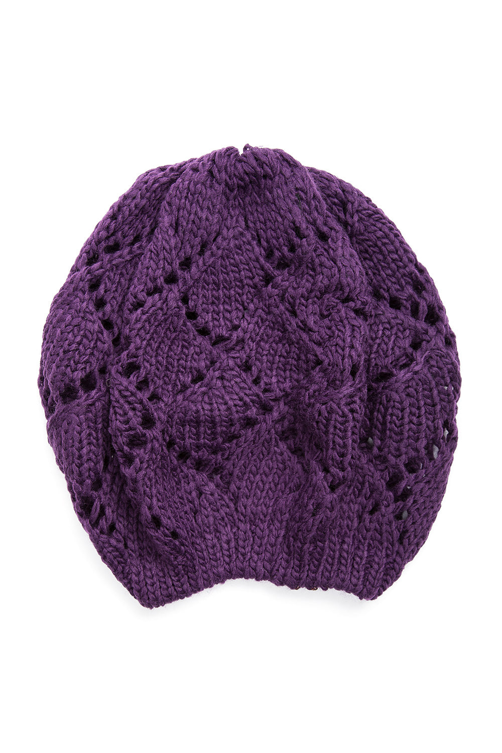 Type 2 Berry Beret Hat