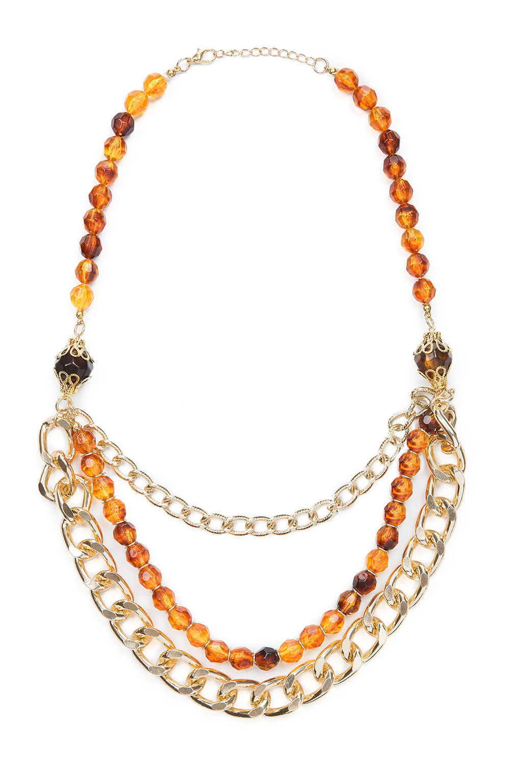 Type 3 Ample Amber Necklace