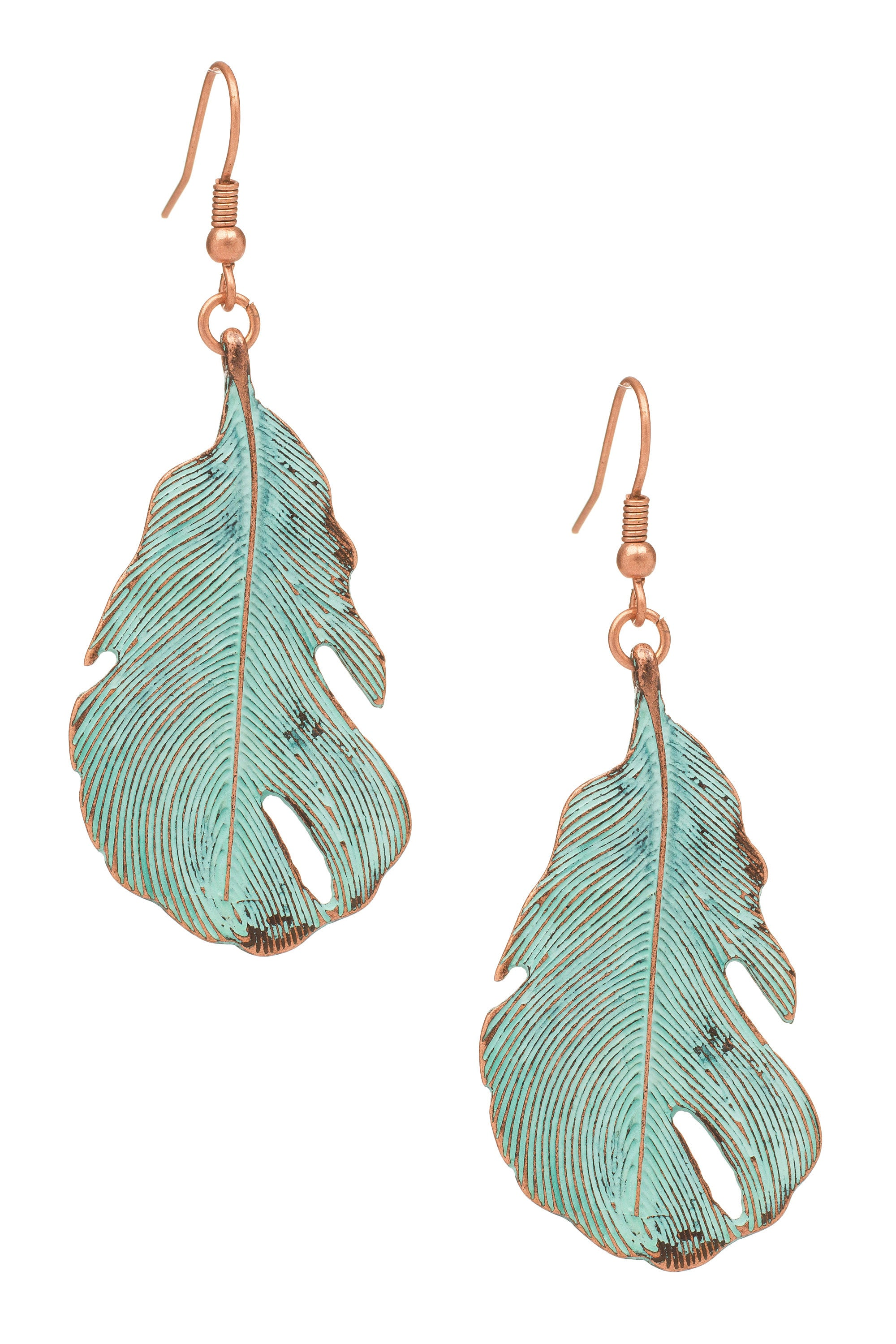 Type 3 Light as a Feather Earrings