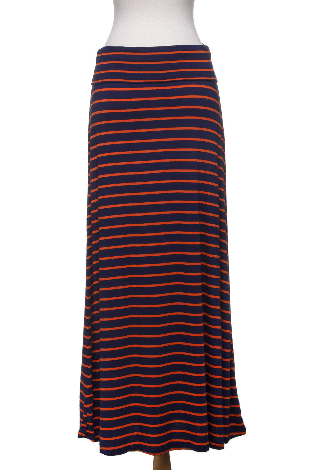 Type 4 Vivid Lines Maxi Skirt