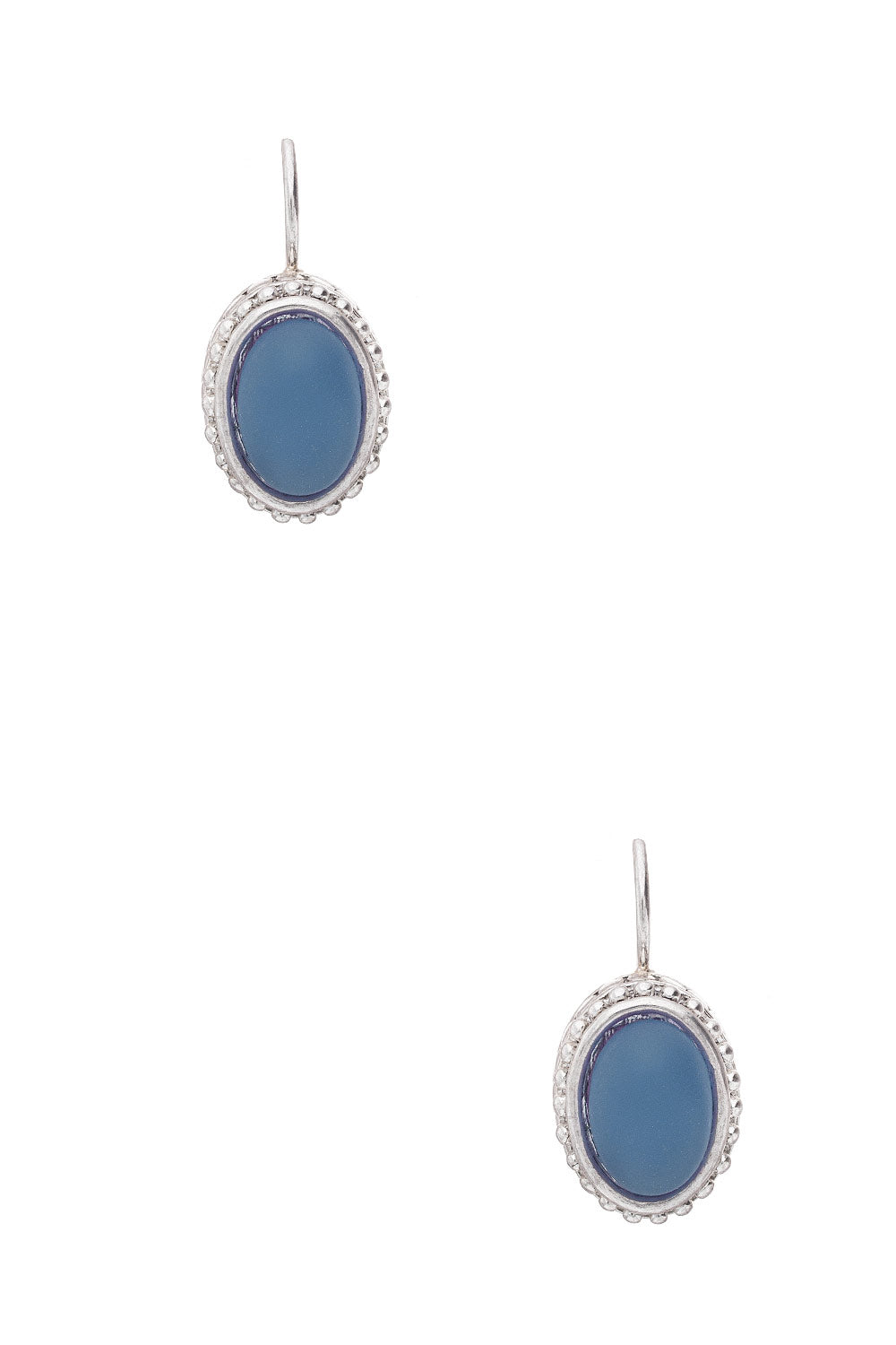 Type 2 Whisper Earrings in Blue