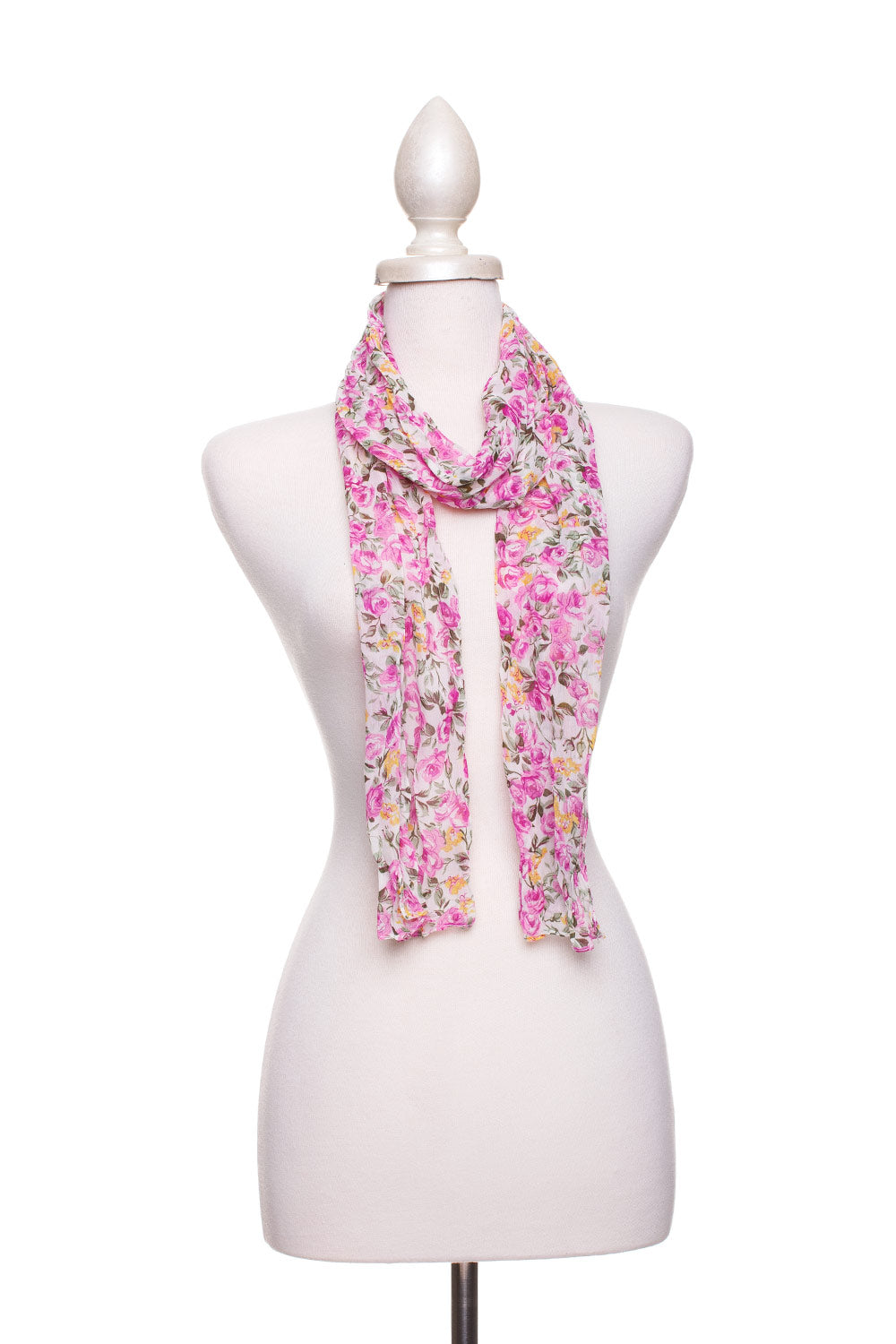 Type 2 Summer Garden Scarf