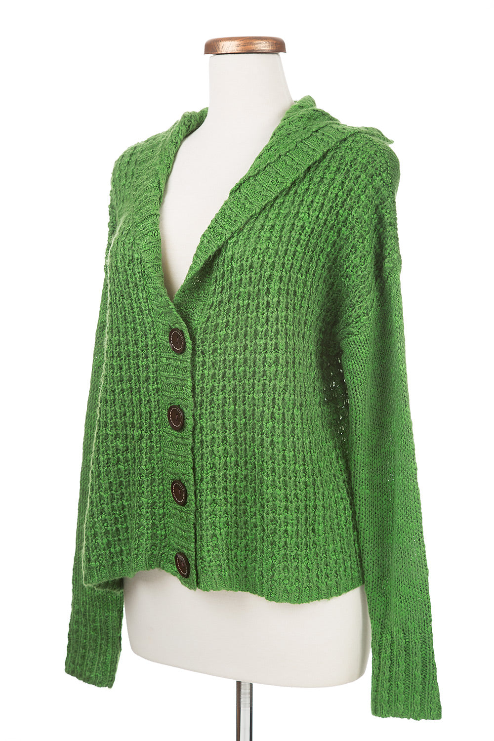 Type 3 Exotic Emerald Sweater