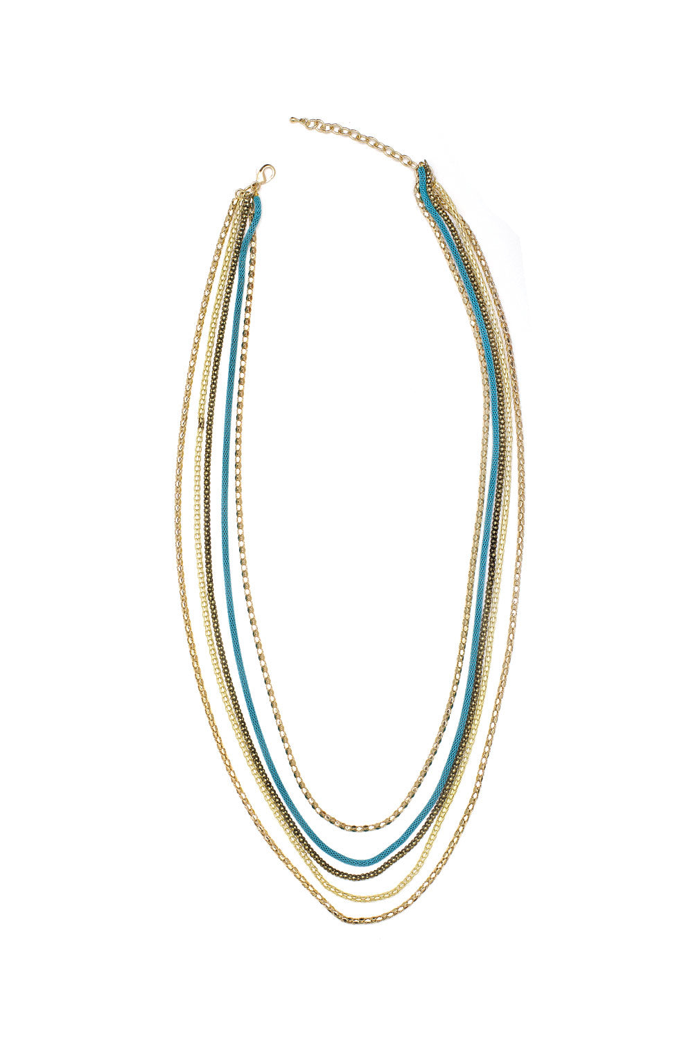 Type 3 Serpentine Style Necklace