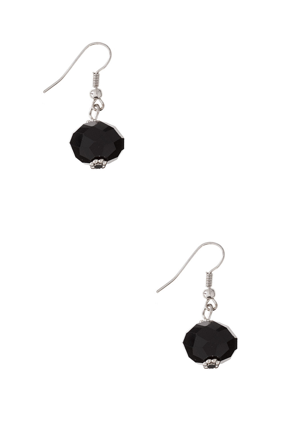 Type 4 Ritzy Raven Earrings