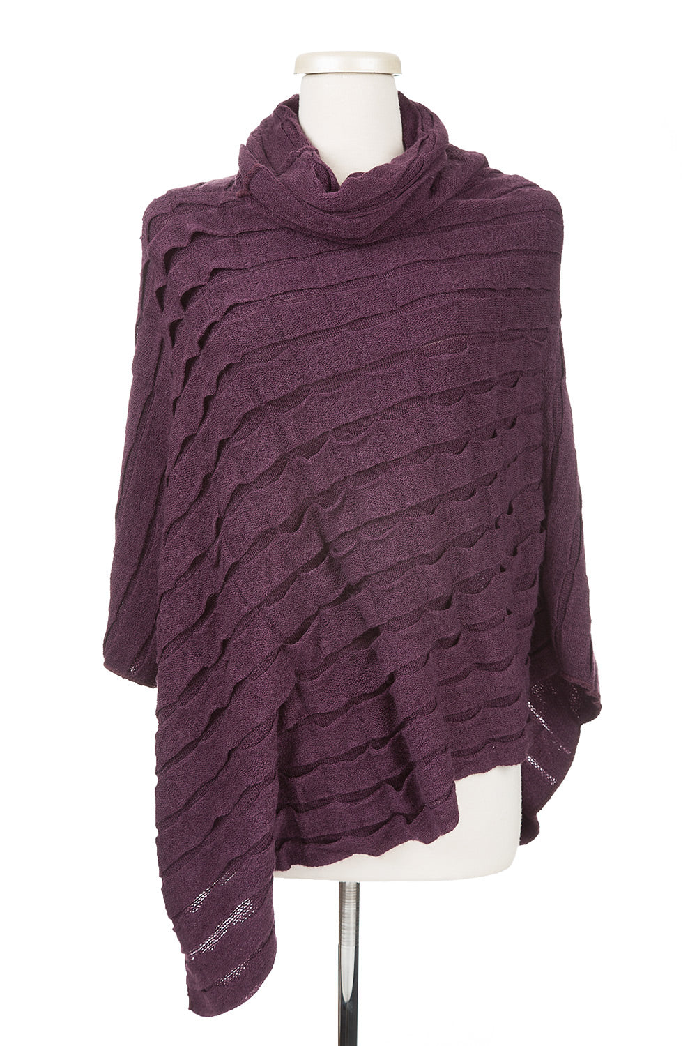 Type 2 Scalloped Poncho