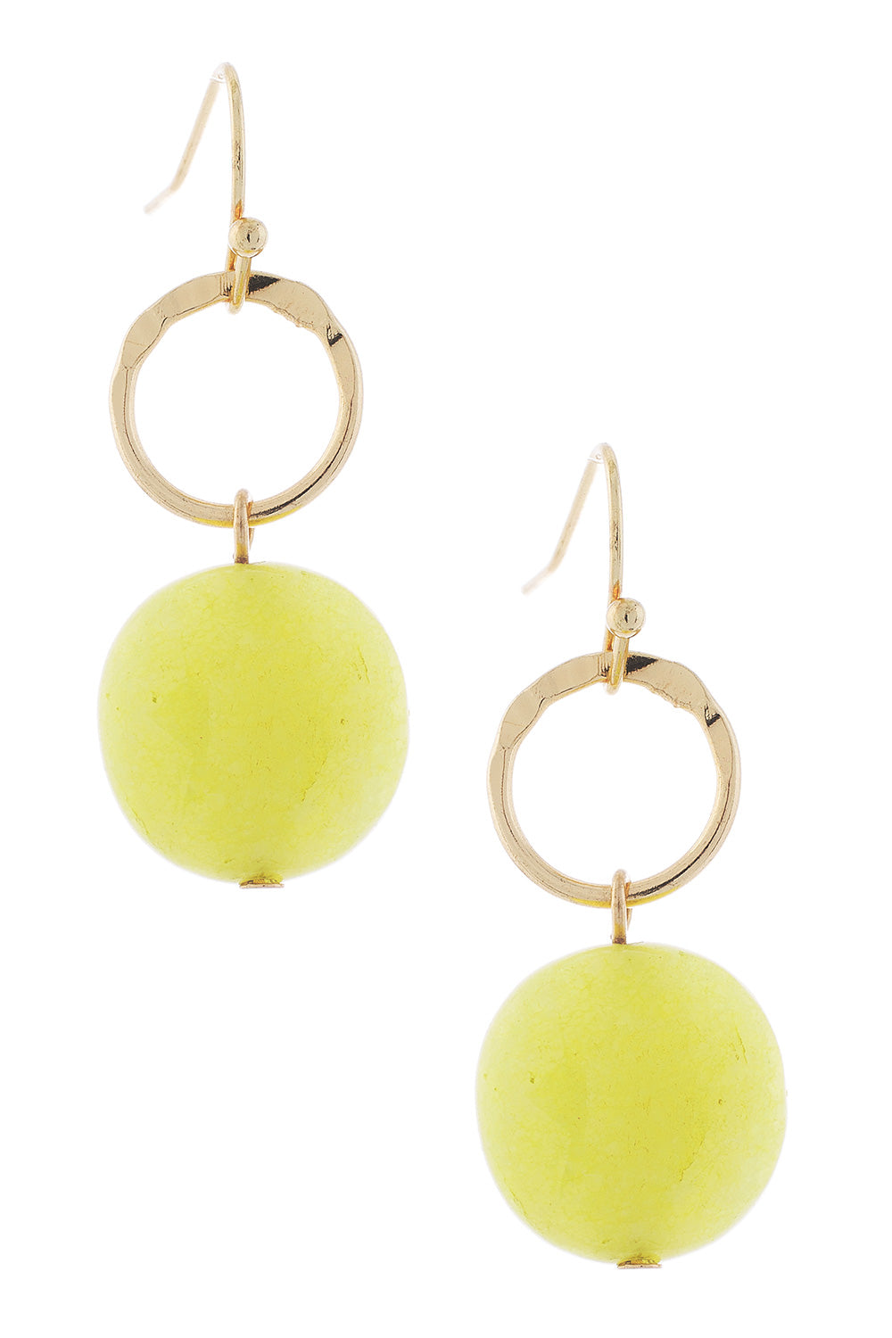 Type 1 Lemon Drop Earrings