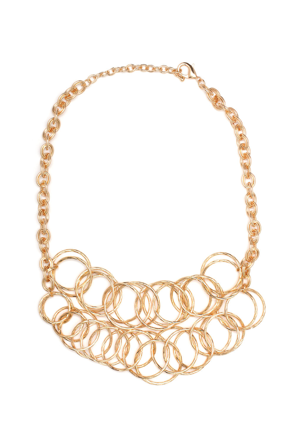 Type 1 Jumping Through Hoops Necklace