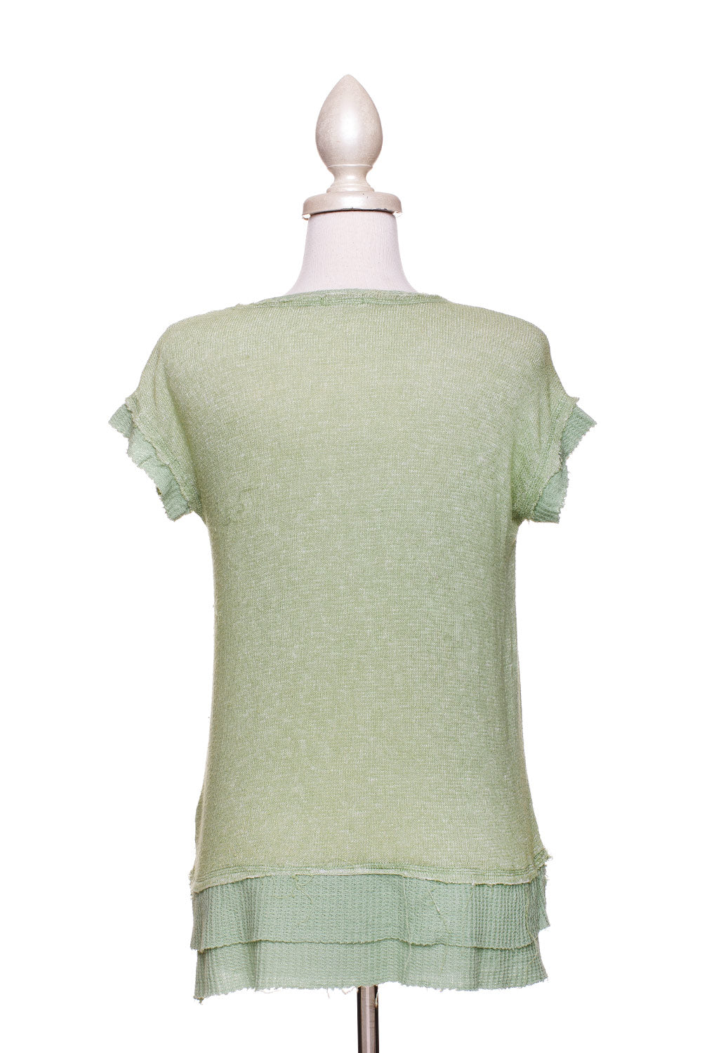 Type 2 Soothing Sage Top