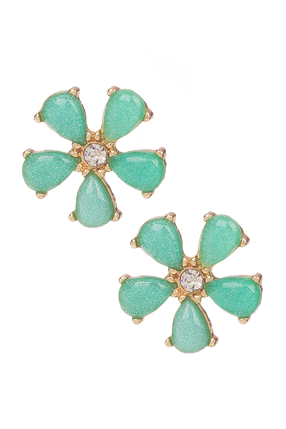 Type 1 Miniature Mint Earrings