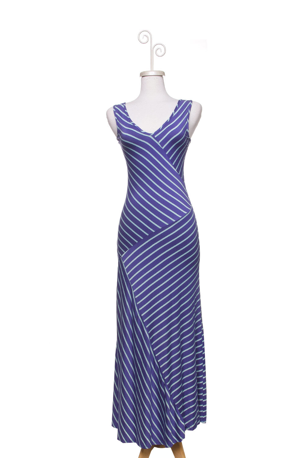 Type 1 Stripe up a Conversation Dress